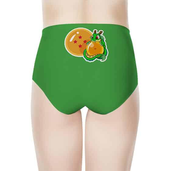 Chibi Piccolo Baby Shenron Dragon Ball Z Women's Underwear