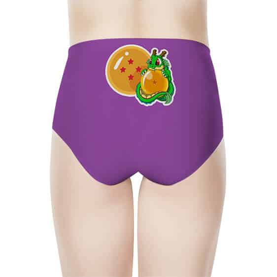 Chibi Trunks Baby Shenron Dragon Ball Z Women's Underwear