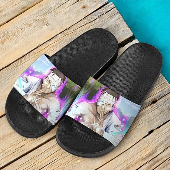 Darkness of The Shinobi Danzo Shimura Awesome Slide Slippers
