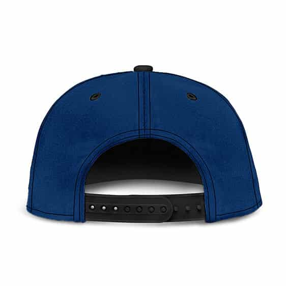 Dragon Ball Kid Goten Awesome Blue Red Snapback Hat