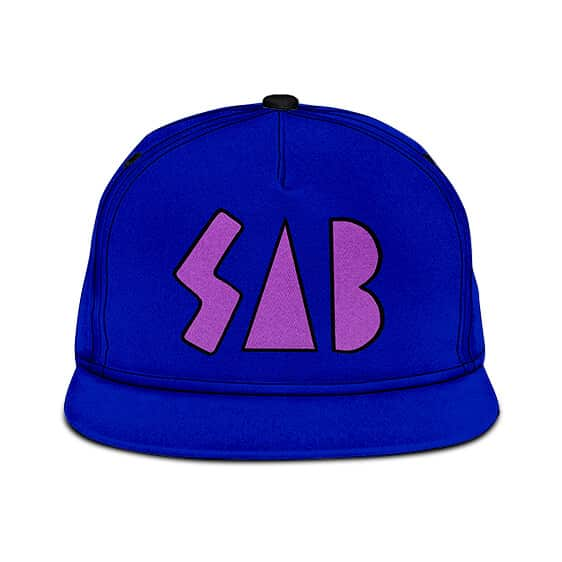 Dragon Ball Super Broly Movie SAB Cosplay Blue Snapback Hat