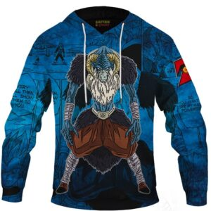Dragon Ball Super Planet Eater Moro Awesome Hoodie