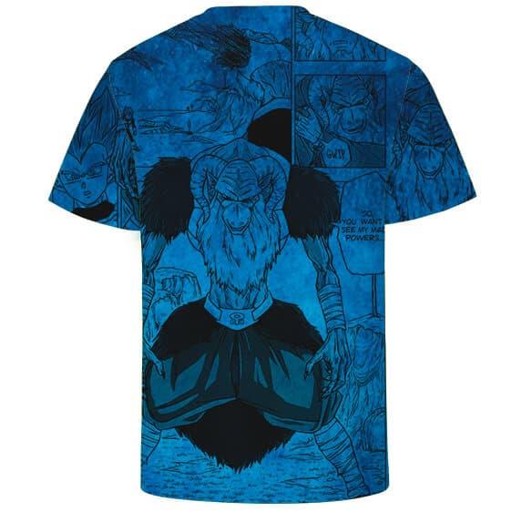 Dragon Ball Super Planet Eater Moro Awesome T-shirt