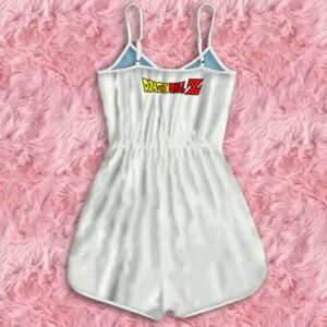 Dragon Ball Z Android 17 18 Twinning Artificial Human Romper