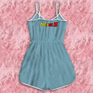 Dragon Ball Z Android 18 Wearing Launch Outfit Cool Romper