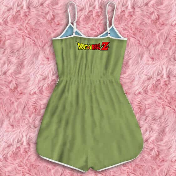 Dragon Ball Z Android Number 17 Artificial Human Romper