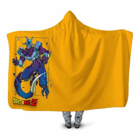 Dragon Ball Z Cooler's Revenge Final Form Hooded Blanket