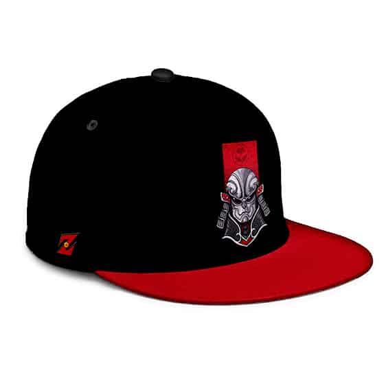 Dragon Ball Z Jiren Samurai Themed Design Fantastic Snapback Cap