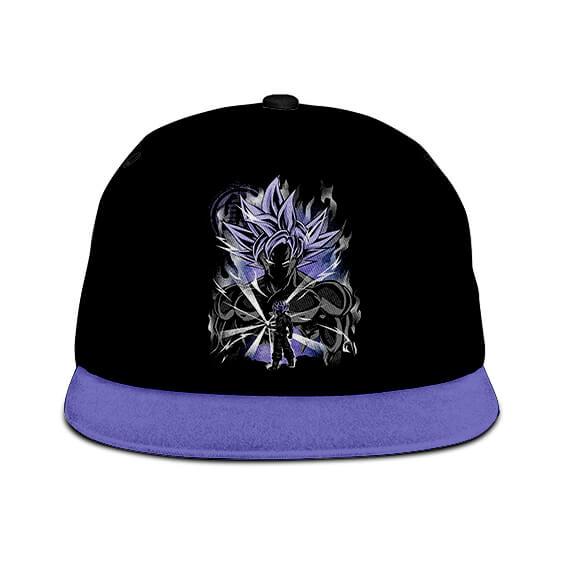 Dragon Ball Z Kakarot Mastered Ultra Instinct Dope Snapback Hat