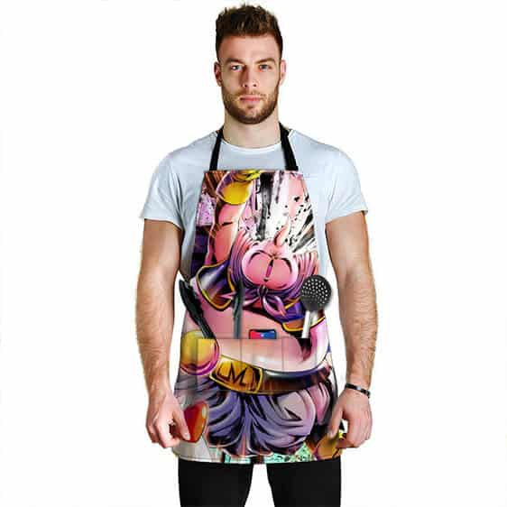 Fat Majin Buu Sweets and Pastry Dragon Ball Z Awesome Apron