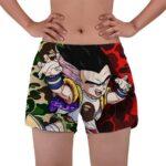 Gotenks Cool Bape Shirt Camouflage Women's Beach Shorts