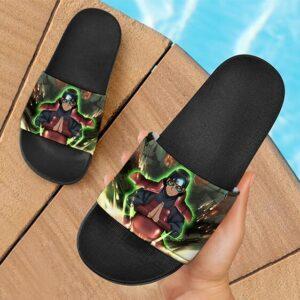 Hashirama Senju Edo Tensei God of Shinobi Awesome Slide Slippers