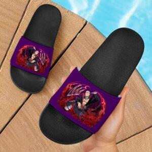Hidan from Yugakure Akatsuki Ninja Blazing Slide Footwear