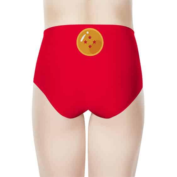 Hip Master Roshi Dragon Ball Z Women's Underwear Brief
