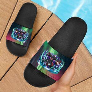 Konan from Amagakure Akatsuki Member Sexy Slide Sandals