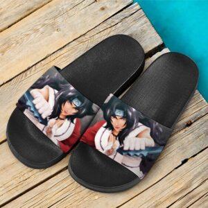 Kurenai Yuhi Sarutobi Clan Beautiful Slide Sandals