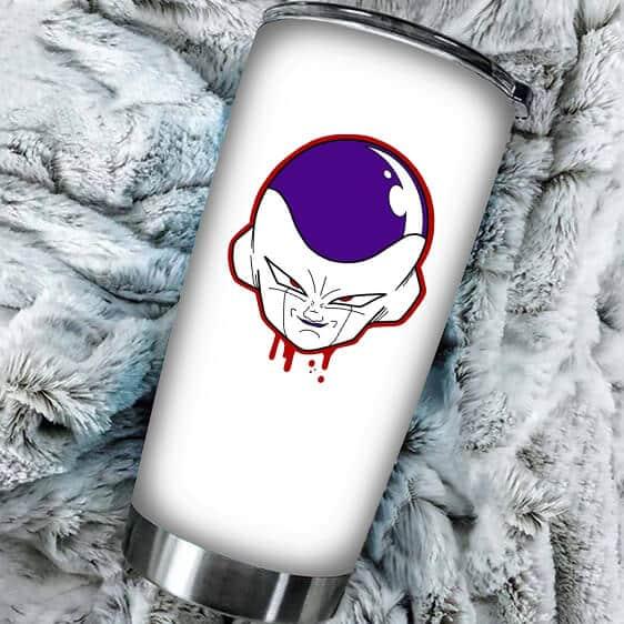 Lord Frieza Bloody Head Dragon Ball Z Powerful Cool Tumbler