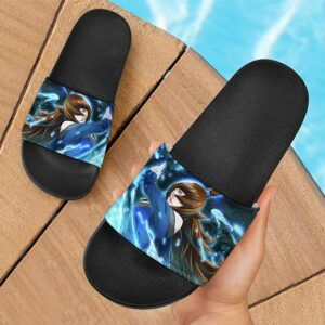 Mei Terumi The Fifth Mizukage Beautiful Design Slide Sandals