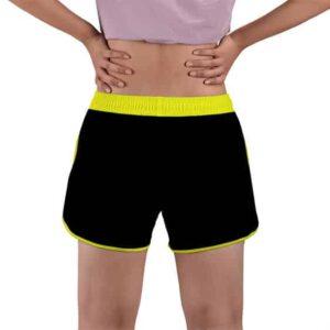 Mr. Popo's Martial Arts Dojo Dragon Ball Z Women's Beach Shorts