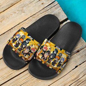 Nagato's Akatsuki Adorable Chibi Members Slide Footwear