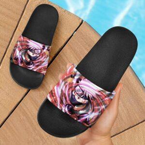 Naruto Shippuden Kakashi Hatake Kamui Sharingan Slide Sandals