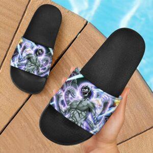 Naruto's Kabuto Yakushi Sage Mode Wonderful Slide Footwear