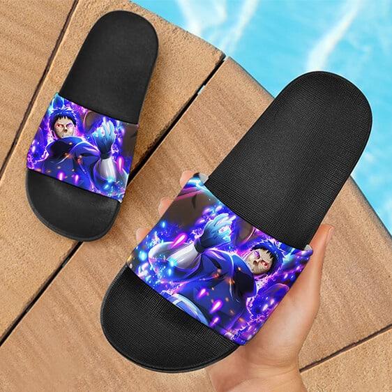 Obito Sharingan Rinnegan Ten-Tails Jinchuriki Slide Footwear