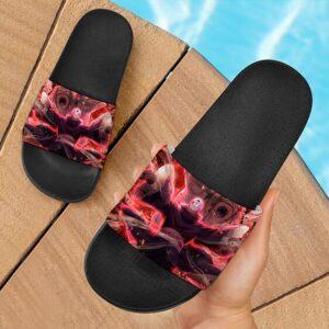 Obito Ten-Tails Jinchuriki Masked Man Awesome Slide Footwear