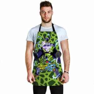 Perfect Cell Ascended Form Dragon Ball Kai Powerful Apron