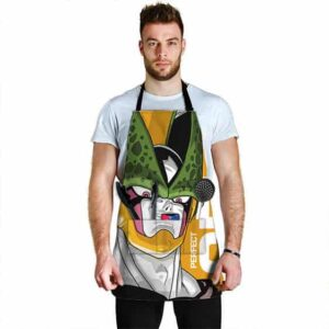 Perfect Cell Dragon Ball Z Cool Awesome and Powerful Apron