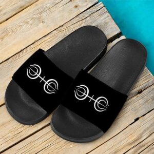 Senju Symbol Clan of Thousand Skills Dope Slide Footwear