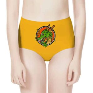 Shenron And Z Icon Dragon Ball Z Awesome Women's Brief