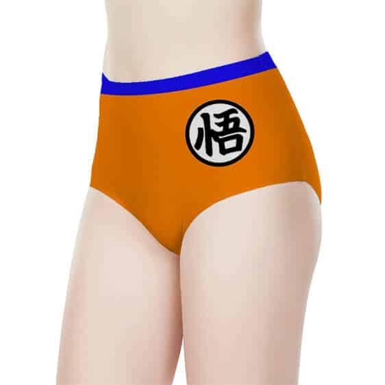 Son Goku & King Kai Symbol Dragon Ball Z Women's Underwear
