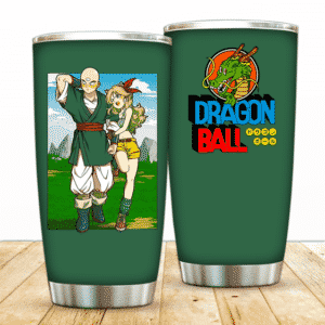 Tien Shinhan And Launch Dating Awesome Dragon Ball Tumbler