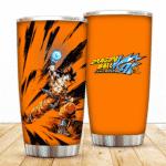 Son Goku Genki Dama Technique Dragon Ball Kai Awesome Tumbler