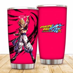 SSJ2 Gogeta Ultimate Attack Dragon Ball Kai Fierce Tumbler