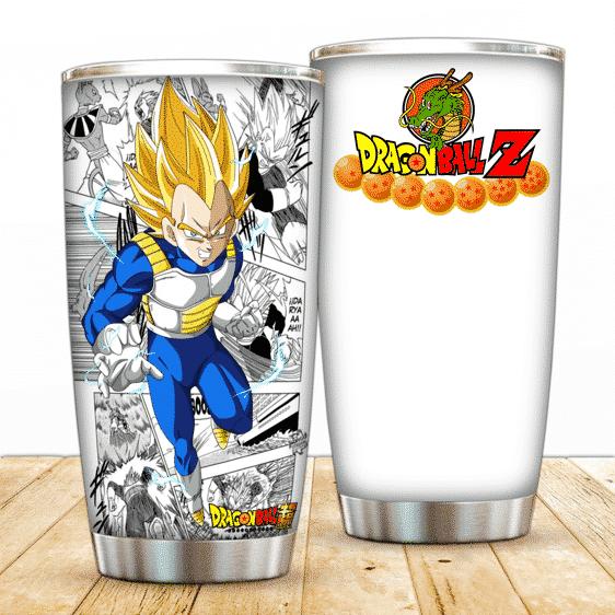 SSJ Vegeta Manga Background Dragon Ball Z Awesome Tumbler