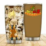 Super Saiyan Son Goku Anime Background Dragon Ball Z Tumbler