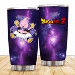 Cute Chibi Fat Majin Buu Galaxy Design Dragon Ball Z Tumbler