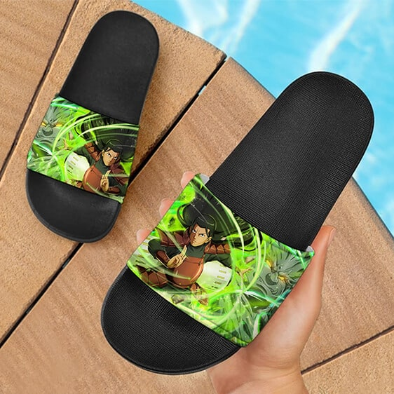 The First Hokage Hashirama Senju Dope Slide Sandals