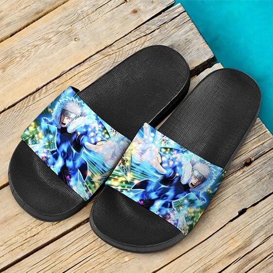 Tobirama Senju Nidaime Hokage Second Fire Shadow Slide Sandals