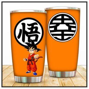 Dragon Ball Z Tumblers