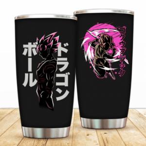 SSJ Rose Goku Black Dragon Ball Super Cool Awesome Tumbler