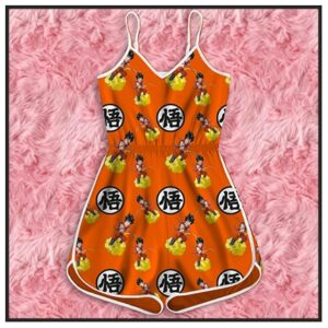Dragon Ball Z Women's Rompers & Playsuits