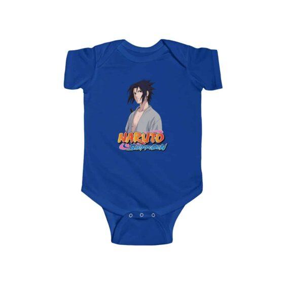 Rogue Ninja Sasuke Uchiha Cool Naruto Baby Toddler Onesie