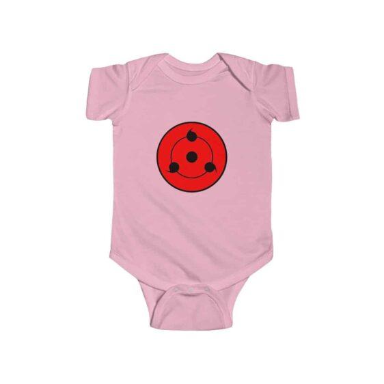 Intimidating Uchiha Clan Sharingan Eye Baby Toddler Bodysuit