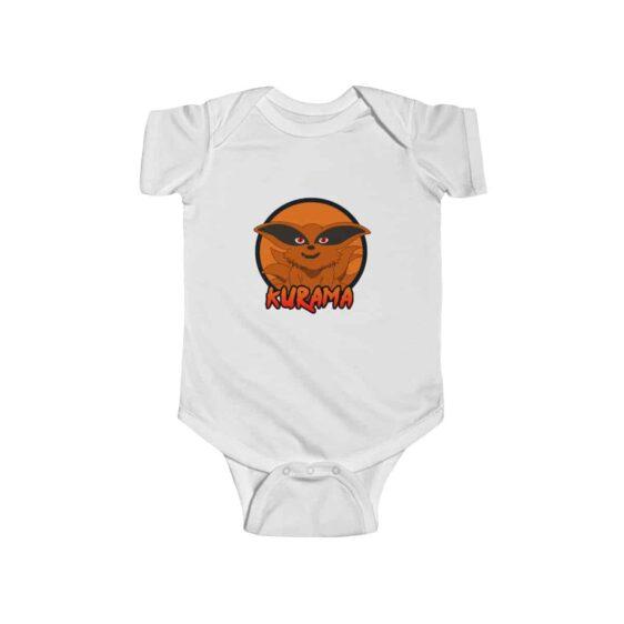 Nine-Tailed Fox Baby Kurama Cute Naruto Baby Toddler Onesie