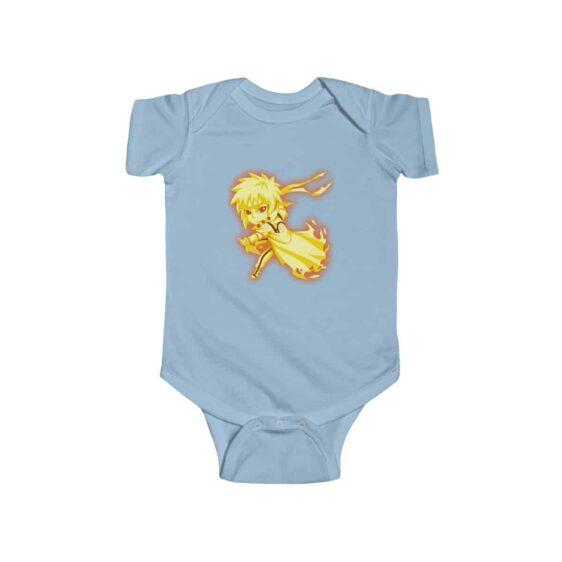 The Yellow Flash Minato Namikaze Lovely Naruto Baby Onesie