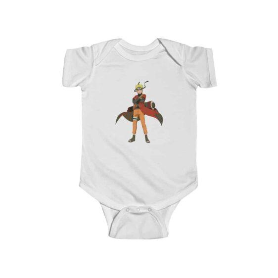 Serious Naruto Uzumaki Sage Mode Awesome Baby Toddler Onesie