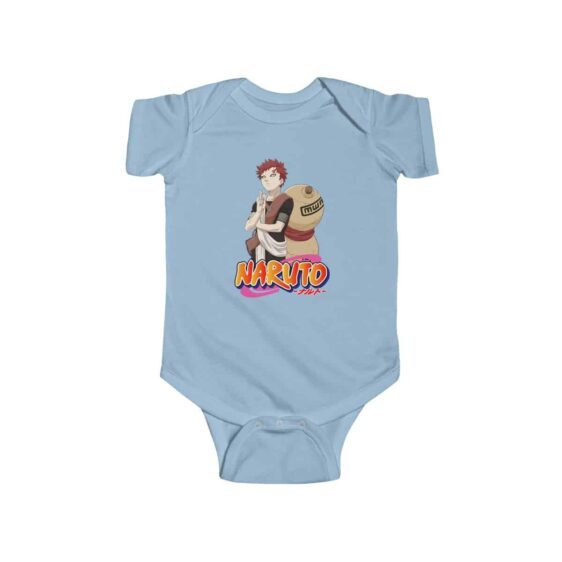 One-Tailed Jinchuriki Gaara Dope Naruto Baby Onesie